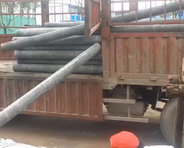 武汉小军山旧社区改建工程给排水及